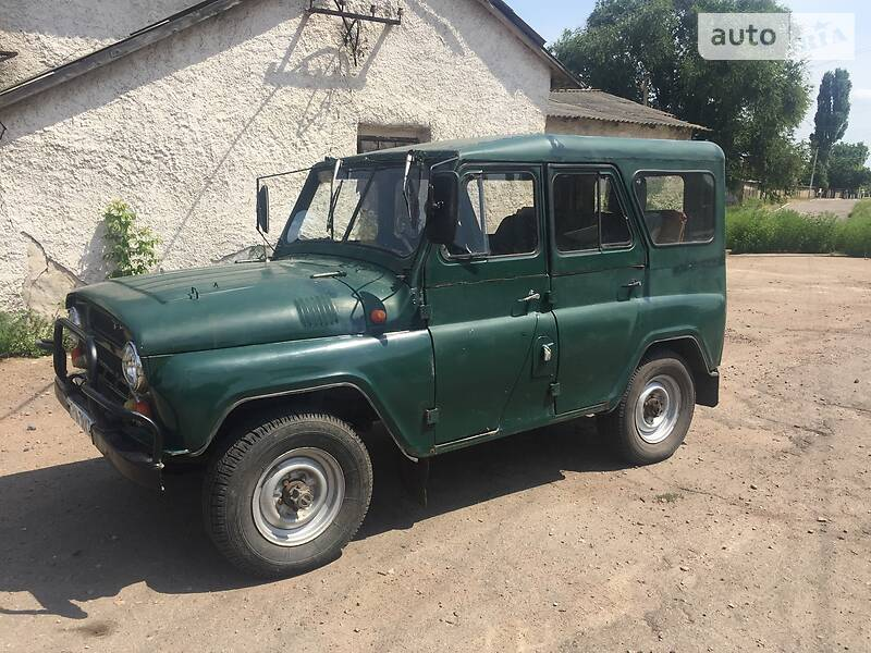 УАЗ 469 1986 в Первомайске