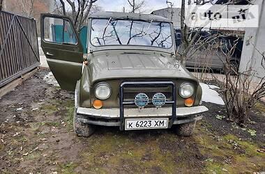 УАЗ 469 1974 в Красилове