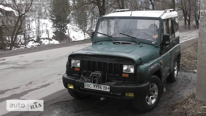 УАЗ 469Б 1982 в Рахове