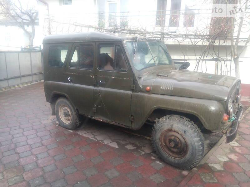 UAZ (УАЗ) 469Б 1977 года в Львове
