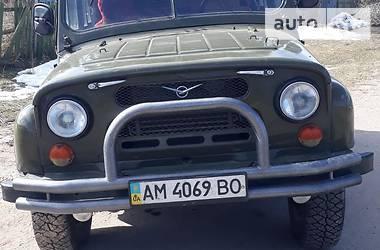 УАЗ 469Б 1977 в Хорошеве