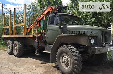 Урал 375 1984 в Житомире
