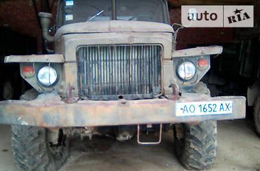 Урал 375 1977 в Сваляве