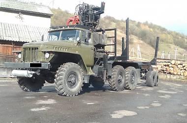 Урал 375 1987 в Міжгір'ї