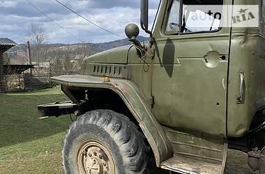 Урал 375 1990 в Яремче
