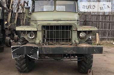 Урал 375 1986 в Народичах