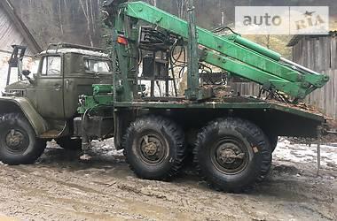Урал 375 1988 в Ужгороде