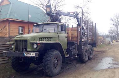 Урал 375 1995 в Черкассах