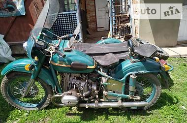 Мотоцикл Классік Урал 3 1973 в Чорткові