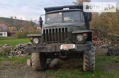 Урал 4230 1974 в Рахове