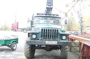 Урал 4320 1995 в Виннице