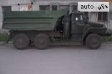 Урал 4320 1985 в Харькове