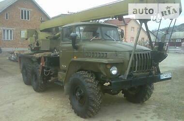 Урал 4320 1992 в Богородчанах