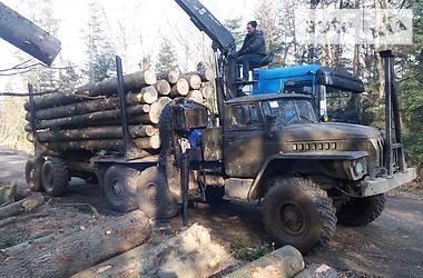 Урал 4320 1980 в Рожнятові