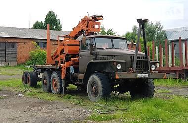 Урал 4320 1989 в Новоселиці
