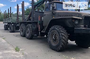 Урал 4320 2000 в Бородянке