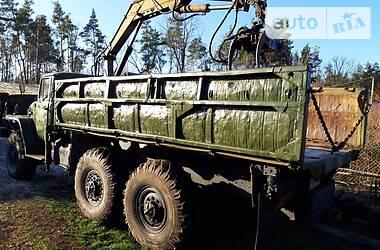 Урал 4320 1992 в Радомышле