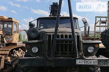 Урал 4320 1988 в Мукачево