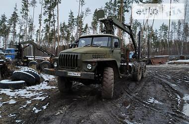 Урал 4320 1979 в Радомышле