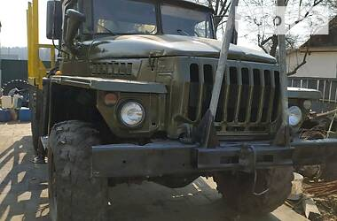 Урал 4320 1991 в Радомышле