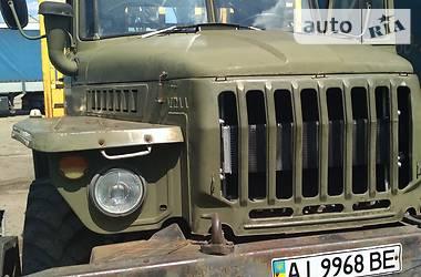 Урал 4320 1986 в Полтаве