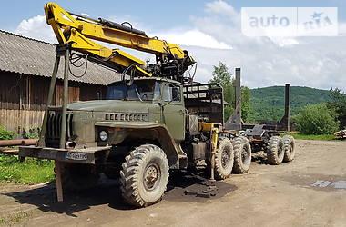 Урал 4320 2001 в Перечине