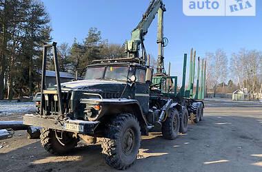 Урал 4320 1992 в Ковелі