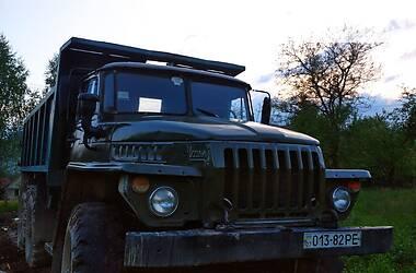 Самосвал Урал 4320 1985 в Рахове