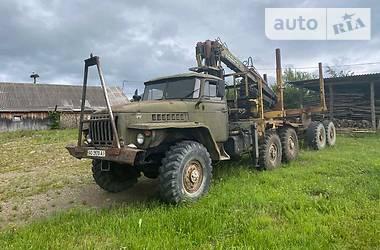 Урал 5323 1988 в Долине