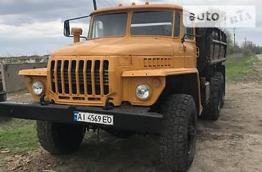 Урал 5557 1989 в Переяславе-Хмельницком