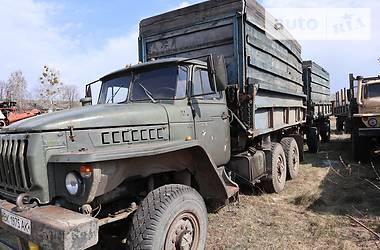 Урал 5557 1985 в Ровно