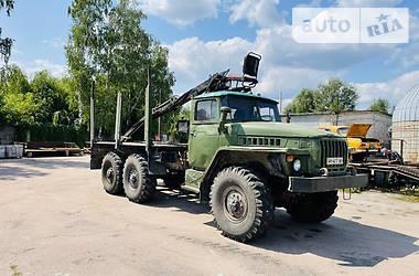 Самоскид Урал 5557 1987 в Коростені
