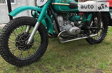 Урал 650 1980 в Киеве