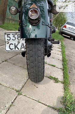 Мотоцикл Классік Урал Classic 1980 в Диканьці