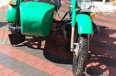 Мотоцикл з коляскою Урал ИМЗ 1987 в Снятині