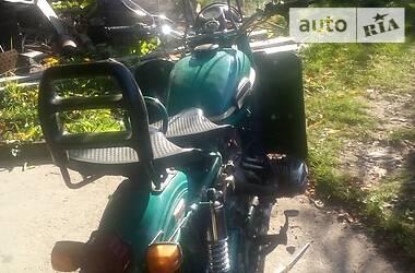 Мотоцикл з коляскою Урал М-67-36 1977 в Кам'янець-Подільському