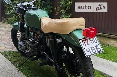 Мотоцикл Кастом Урал М-67-36 1987 в Ивано-Франковске