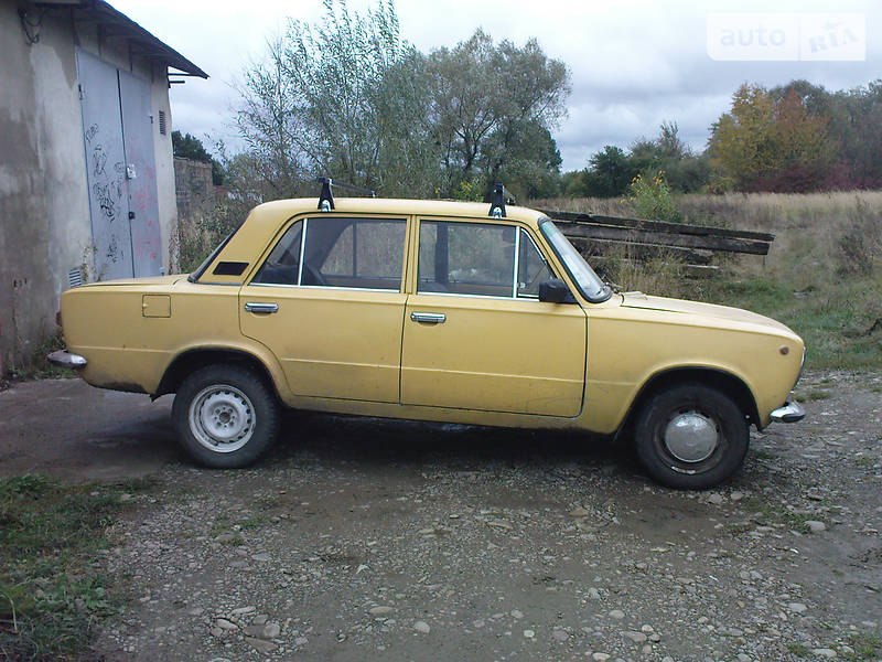 Lada (ВАЗ) 2101 1984 года в Ивано-Франковске