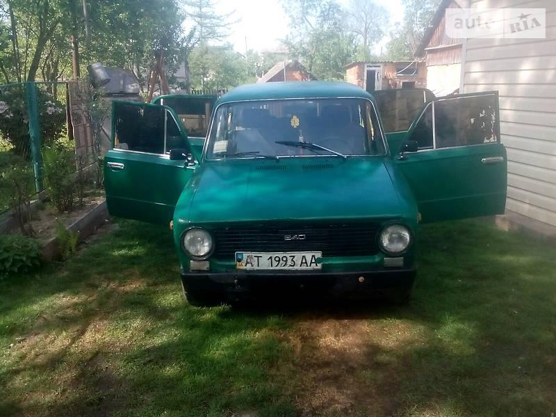 ВАЗ 2101 1977 в Ивано-Франковске