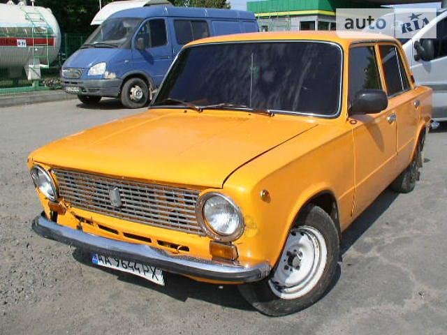 ВАЗ 2101 1979 в Львове