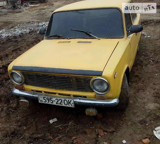 Lada (ВАЗ) 2101 1977 года в Одессе