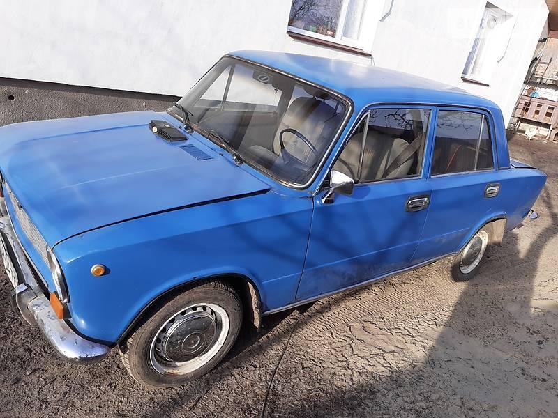 ВАЗ 2101 1980 в Радехове