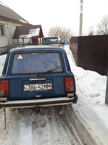 Lada (ВАЗ) 2104 2000 года в Ужгороде