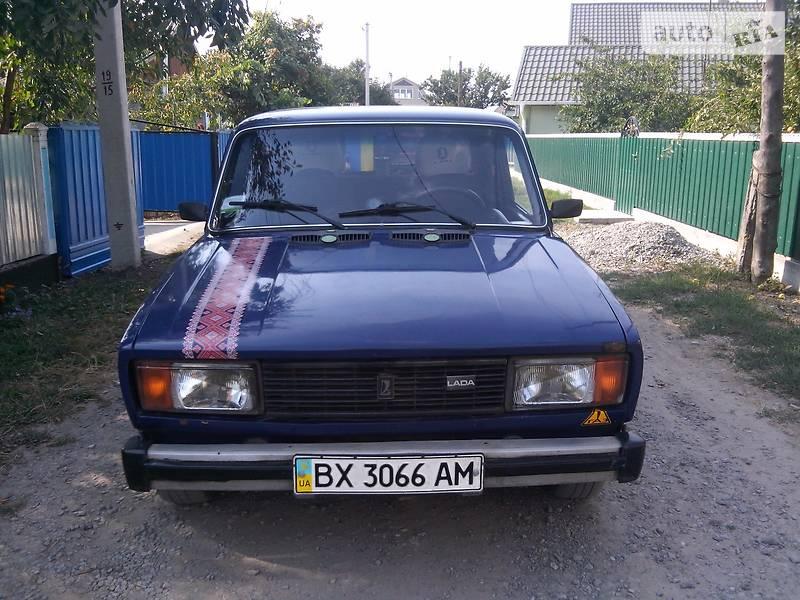 ВАЗ 2105 1986 в Дунаевцах
