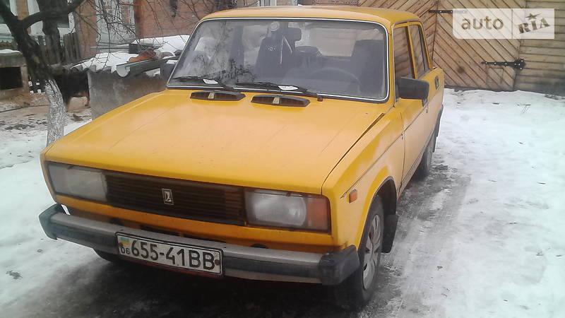 Lada (ВАЗ) 2105 1983 года в Житомире
