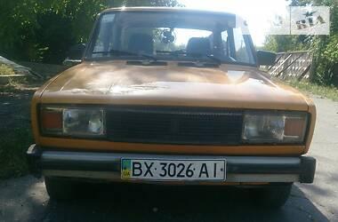 ВАЗ 2105 1981 в Дунаевцах