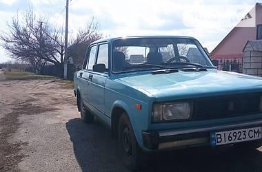 Седан ВАЗ 2105 1987 в Полтаве