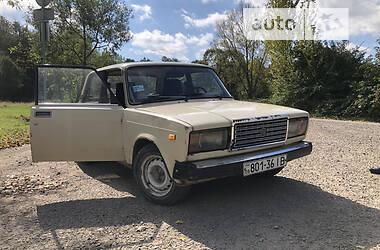 Седан ВАЗ 2105 1986 в Надворной