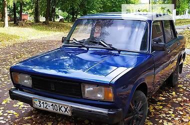 Седан ВАЗ 2105 1986 в Киеве