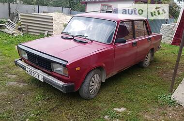Седан ВАЗ 2105 1987 в Борщеве